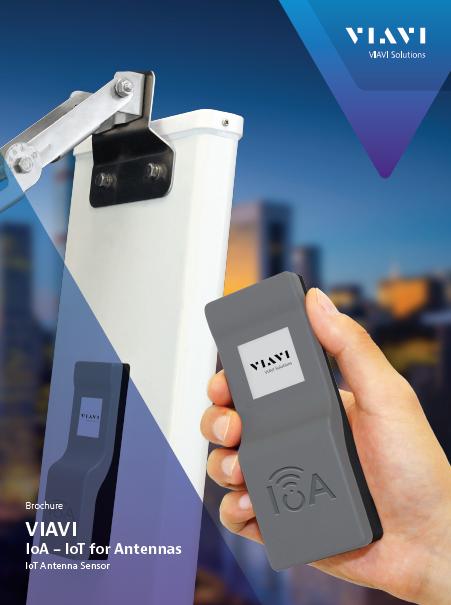IoA - IoT for Antennas
